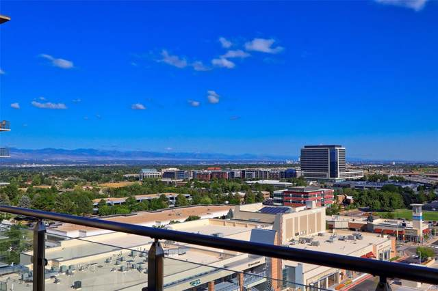 7600 Landmark Way #1005, Greenwood Village, CO 80111 (#4579305) :: HergGroup Denver