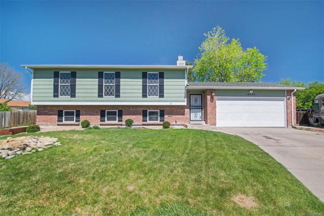 18131 E Evans Avenue, Aurora, CO 80013 (#4579366) :: HomePopper