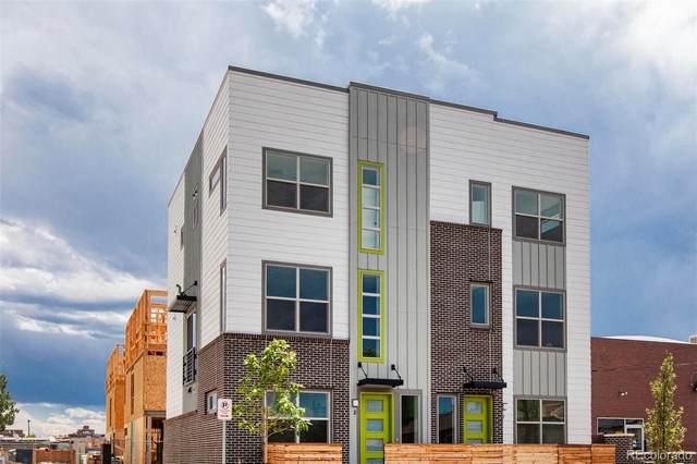 4100 E Iliff Avenue #5, Denver, CO 80222 (#4579776) :: The Griffith Home Team