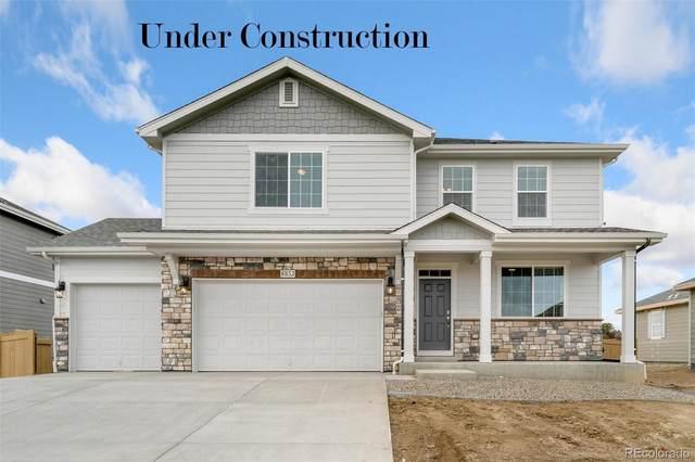 147 Hidden Lake Drive, Severance, CO 80550 (#4579797) :: West + Main Homes