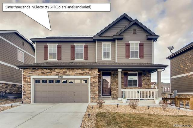 26321 E Glasgow Place, Aurora, CO 80016 (#4579833) :: Colorado Home Finder Realty