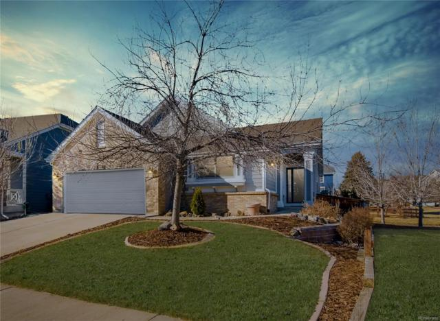 9819 Centre Circle, Parker, CO 80134 (#4579843) :: The HomeSmiths Team - Keller Williams