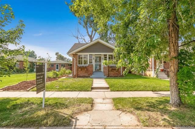 1321 S Grant Street, Denver, CO 80210 (#4579905) :: Own-Sweethome Team