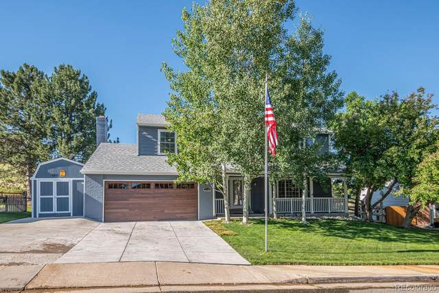 3110 N Oak Circle, Broomfield, CO 80020 (MLS #4579993) :: 8z Real Estate
