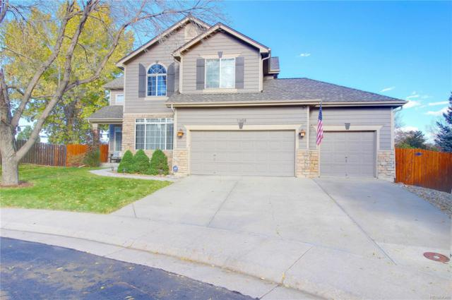 11658 W 84th Lane, Arvada, CO 80005 (#4580136) :: The Griffith Home Team