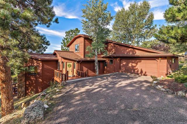30722 Eldora Court, Evergreen, CO 80439 (#4580171) :: Bring Home Denver with Keller Williams Downtown Realty LLC