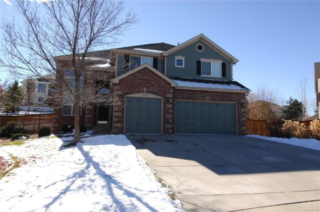 16375 Prairie Farm Circle, Parker, CO 80134 (#4580317) :: Bring Home Denver