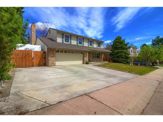 9883 W Laurel Place, Littleton, CO 80127 (MLS #4580434) :: 8z Real Estate