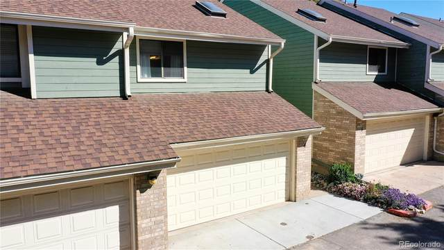8795 W Cornell Avenue #4, Lakewood, CO 80227 (#4580942) :: Sultan Newman Group