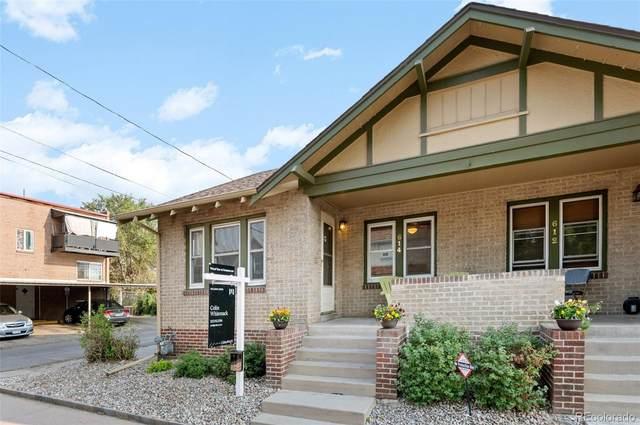 614 E Ellsworth Avenue, Denver, CO 80209 (MLS #4580992) :: Bliss Realty Group