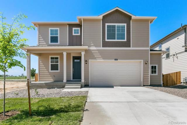 418 Sunrise Court, Fort Lupton, CO 80621 (#4581659) :: The DeGrood Team