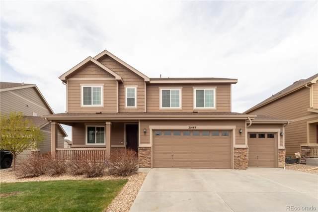 21449 E Union Drive, Aurora, CO 80015 (#4581746) :: Venterra Real Estate LLC