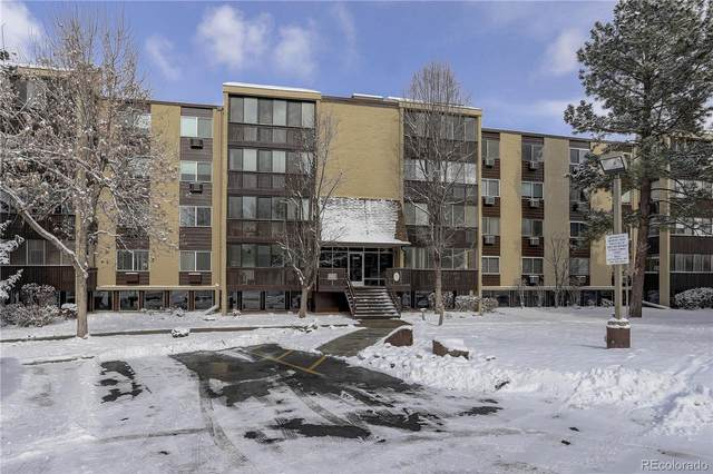 3450 S Poplar Street #302, Denver, CO 80224 (MLS #4581938) :: Find Colorado