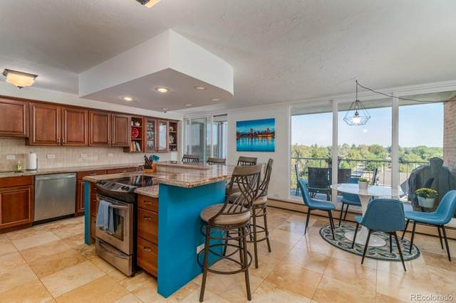 4800 Hale Parkway 801N, Denver, CO 80220 (#4581942) :: Berkshire Hathaway HomeServices Innovative Real Estate