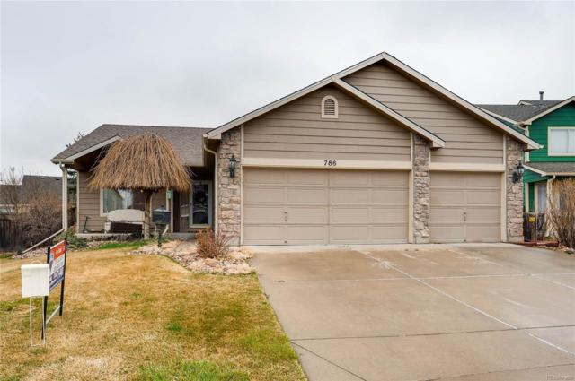 786 S 21st Court, Brighton, CO 80601 (#4582161) :: The Peak Properties Group