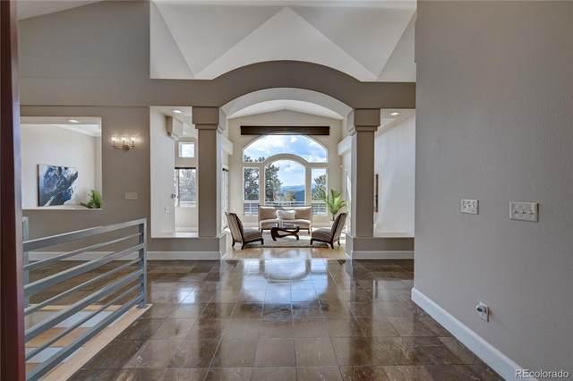 814 Neville Lane, Golden, CO 80401 (MLS #4582548) :: 8z Real Estate