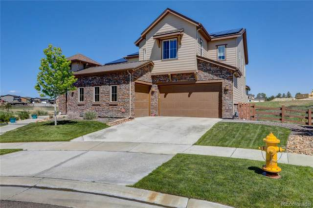 8016 S Langdale Court, Aurora, CO 80016 (#4582554) :: Compass Colorado Realty