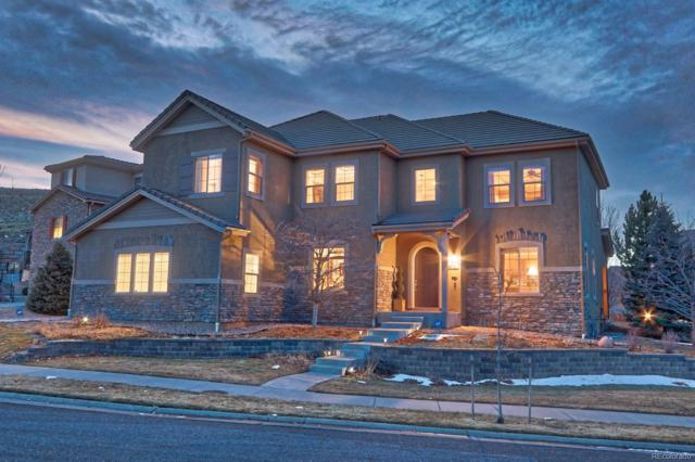 10451 Bluffmont Drive, Lone Tree, CO 80124 (#4582703) :: The Peak Properties Group