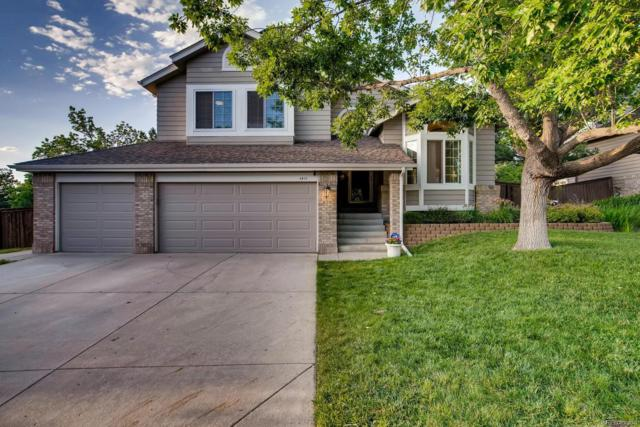 1411 Beacon Hill Drive, Highlands Ranch, CO 80126 (MLS #4582998) :: 8z Real Estate