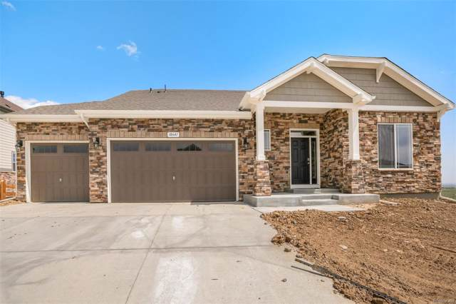 18641 W 87th Avenue, Arvada, CO 80007 (#4583545) :: The Galo Garrido Group