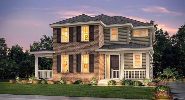 9675 Bennett Peak Street, Littleton, CO 80125 (#4584641) :: The Peak Properties Group