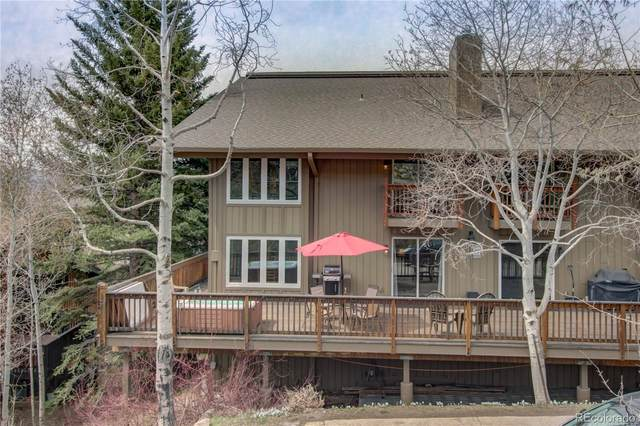 2565 Apres Ski Way #8, Steamboat Springs, CO 80487 (MLS #4584675) :: Bliss Realty Group