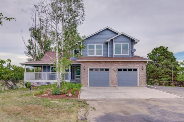 2035 Savage Road, Elizabeth, CO 80107 (MLS #4584752) :: 8z Real Estate