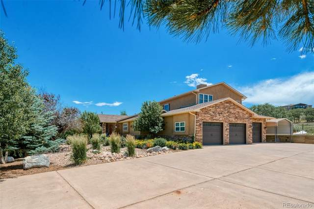 3655 Harmon Drive, Monument, CO 80132 (#4586179) :: The Dixon Group