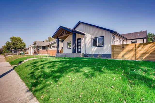 2224 S Downing Street, Denver, CO 80210 (#4586453) :: Own-Sweethome Team