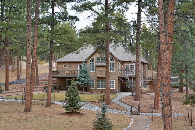 4311 Cheyenne Drive, Larkspur, CO 80118 (MLS #4586561) :: 8z Real Estate