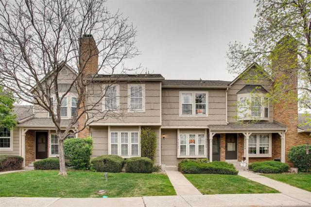 9652 W Chatfield Avenue C, Littleton, CO 80128 (#4586656) :: Wisdom Real Estate