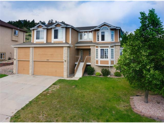 1602 Smoke Ridge Drive, Colorado Springs, CO 80919 (MLS #4586767) :: 8z Real Estate