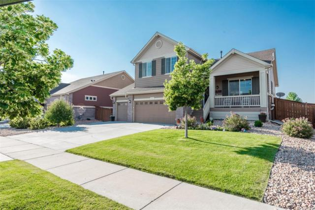 25383 E 2nd Avenue, Aurora, CO 80018 (#4586783) :: The Griffith Home Team