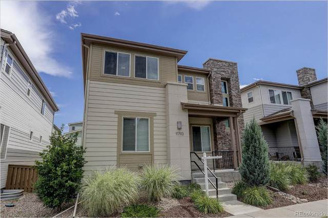 9793 Dunning Circle, Highlands Ranch, CO 80126 (#4586838) :: The Brokerage Group
