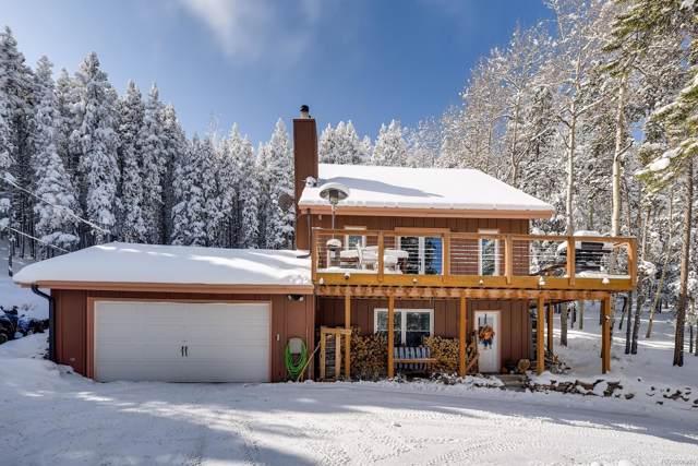 10807 Timothys Drive, Conifer, CO 80433 (#4587327) :: HergGroup Denver