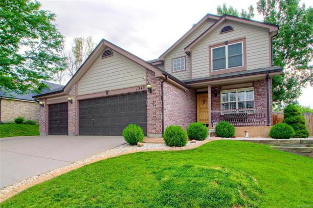 1345 E 96th Place, Thornton, CO 80229 (MLS #4587763) :: 8z Real Estate
