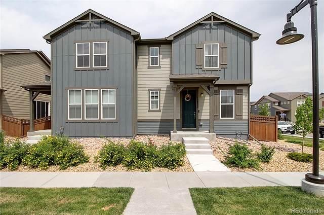 15892 E Otero Avenue, Centennial, CO 80112 (#4589752) :: Venterra Real Estate LLC