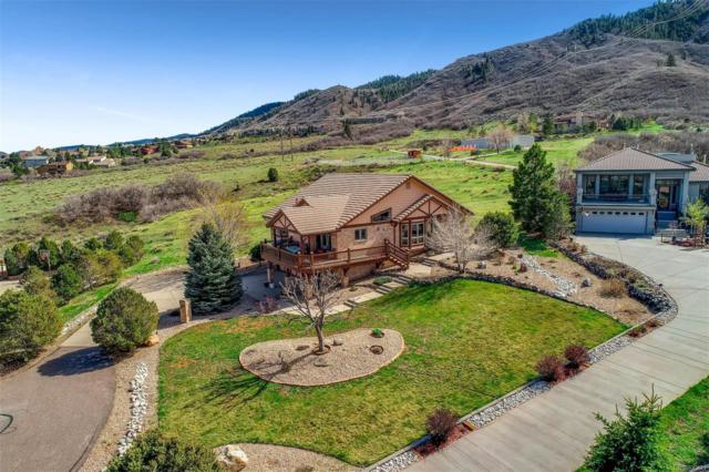 7283 Bobcat Run, Littleton, CO 80125 (#4589761) :: The Healey Group