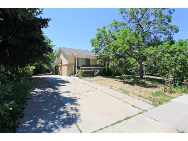 9301 Irving Street, Westminster, CO 80031 (MLS #4590479) :: 8z Real Estate
