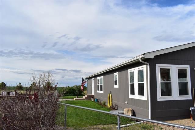 47003 E 106th Avenue, Bennett, CO 80102 (#4590751) :: Colorado Home Finder Realty