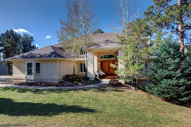 1357 Gold Mine Lane, Evergreen, CO 80439 (#4590758) :: Bring Home Denver with Keller Williams Downtown Realty LLC