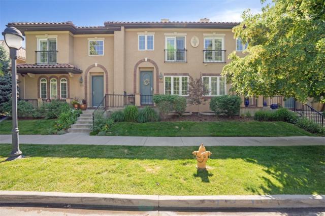 224 S Garfield Street, Denver, CO 80209 (#4590839) :: The Peak Properties Group
