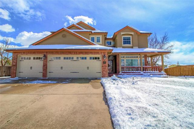 2207 Weatherstone Circle, Highlands Ranch, CO 80126 (#4590962) :: Structure CO Group