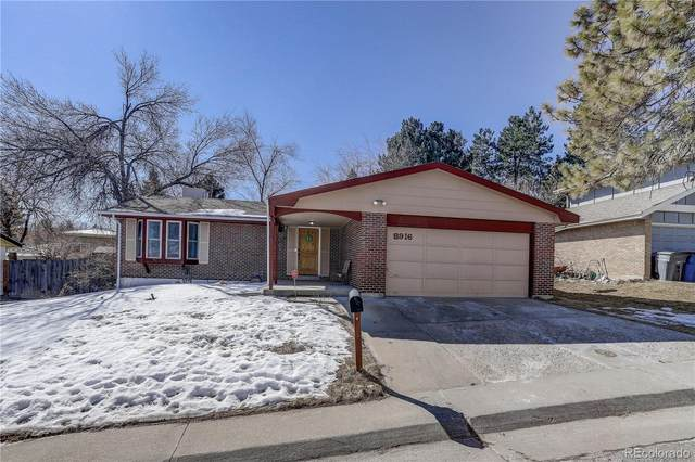8916 W 78th Avenue, Arvada, CO 80005 (#4591137) :: The Peak Properties Group