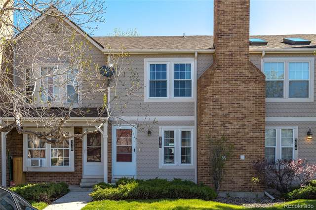 9681 W Chatfield Avenue C, Littleton, CO 80128 (#4591170) :: The Griffith Home Team