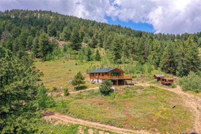 1067 Crawford Gulch Road, Golden, CO 80403 (#4591649) :: Arnie Stein Team | RE/MAX Masters Millennium
