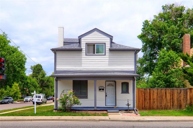 147 W Dartmouth Avenue, Englewood, CO 80110 (MLS #4591714) :: 8z Real Estate
