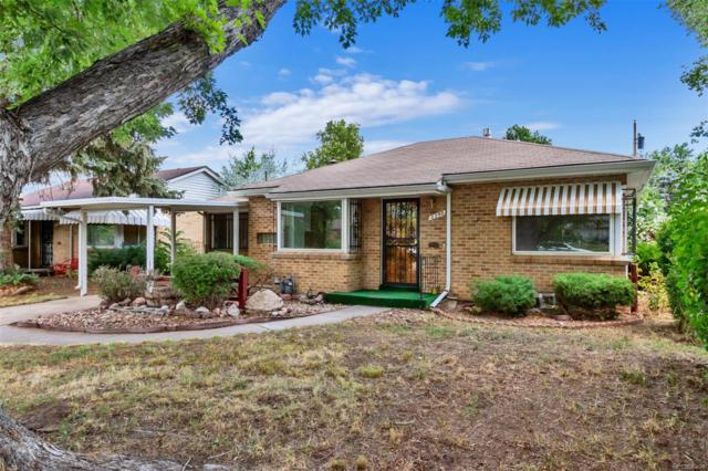 2340 Magnolia Street, Denver, CO 80207 (#4591958) :: Colorado Team Real Estate