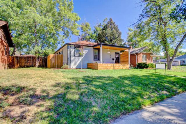 3710 N Cook Street, Denver, CO 80205 (#4592033) :: The Peak Properties Group