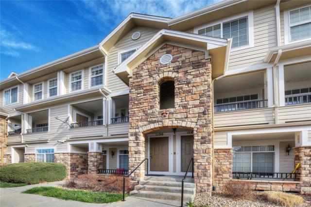 12711 Colorado Boulevard #1106, Thornton, CO 80241 (#4592055) :: 5281 Exclusive Homes Realty